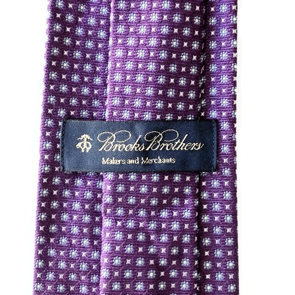 Brooks Brothers Other - Brooks Brothers Makers and Merchants All Silk Tie